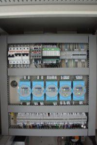 COD/BOD Chemical Titration Online Analyzer Back Internal Panel